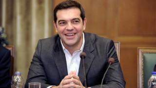 Αλ.Τσίπρας: Ανοίγουμε νέα σελίδα για τον τόπο