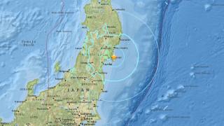 Ισχυρή σεισμική δόνηση στην Ιαπωνία