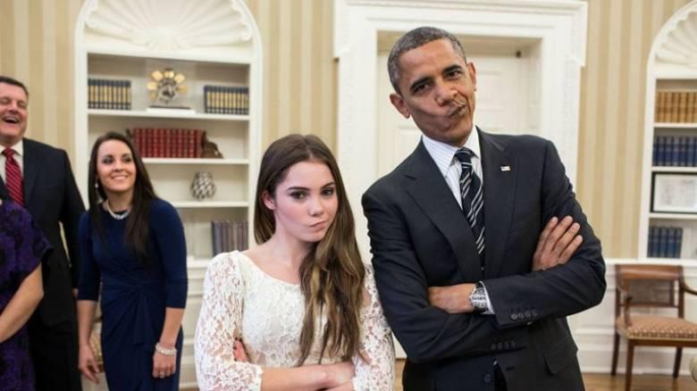 Αυτές είναι οι καλύτερες φωτογραφίες του Ομπάμα κατά τη διάρκεια της προεδρίας του