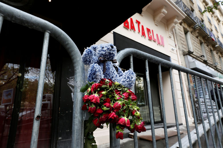 2016 11 08T144223Z 321569546 D1BEULQZZRAA RTRMADP 3 EUROPE ATTACKS FRANCE BATACLAN
