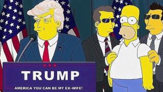 Για τους Simpson's η εκλογή Τραμπ είναι απλώς... deja - vu