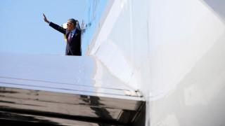 Επίσκεψη Ομπάμα: «Φρούριο» η Αθήνα