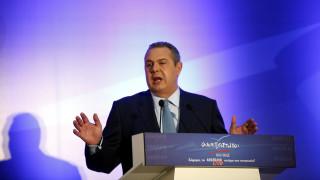 Συνέδριο ΑΝΕΛ: Επανεξελέγη πρόεδρος ο Πάνος Καμμένος