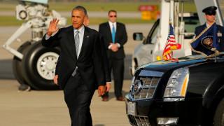 Επίσκεψη Ομπάμα: Το μήνυμα στους Έλληνες πριν την άφιξή του στην Αθήνα-«φρούριο»