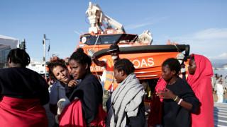 Πάνω από χίλιοι πρόσφυγες διασώθηκαν στα νερά της Μεσογείου
