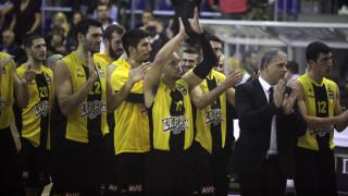 Α1 μπάσκετ: η ΑΕΚ νίκησε στην Θεσσαλονίκη τον ΠΑΟΚ και παρέμεινε αήττητη