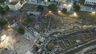 Ελευσίνα:  Η Πολιτιστική Πρωτεύουσα της Ευρώπης 2021 από ψηλά