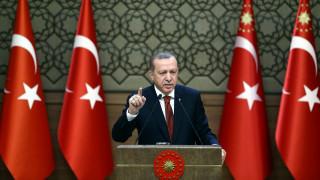 Ρ.Τ. Ερντογάν: Προαναγγέλλει δημοψήφισμα για την ένταξη της Τουρκίας στην ΕΕ