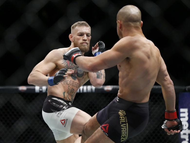 2016 11 13T063029Z 1384843271 NOCID RTRMADP 3 MMA UFC 205 MCGREGOR VS ALVAREZ