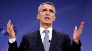 Απαραίτητη η σύμπραξη ανάμεσα σε Ευρώπη και ΗΠΑ, λέει ο γγ του ΝΑΤΟ