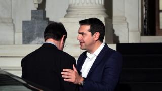 Κυπριακό: Έρχεται στην Αθήνα ο Αναστασιάδης για να ενημερώσει τον έλληνα πρωθυπουργό