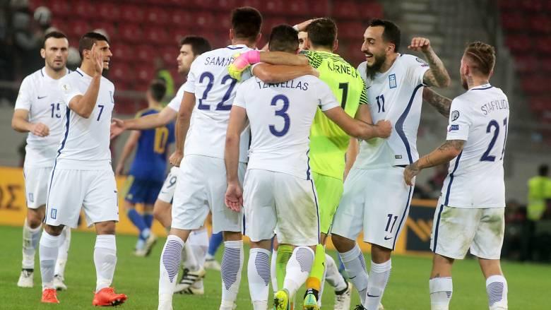 ΠΚ 2018: έσωσε την παρτίδα στο φινάλε η εθνική ομάδα ισοφαρίζοντας τη Βοσνία