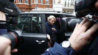Σουηδή εισαγγελέας στην πρεσβεία του Ισημερινού για να ανακρίνει τον Τζούλιαν Άσανζ