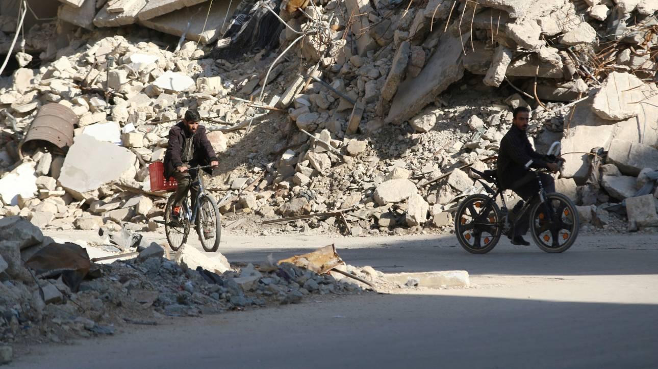 Συρία: Με SMS καλούνται να εγκαταλείψουν το Χαλέπι οι κάτοικοι