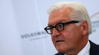 Και η Μέρκελ προτείνει Στάινμαϊερ για την Προεδρία της Γερμανίας
