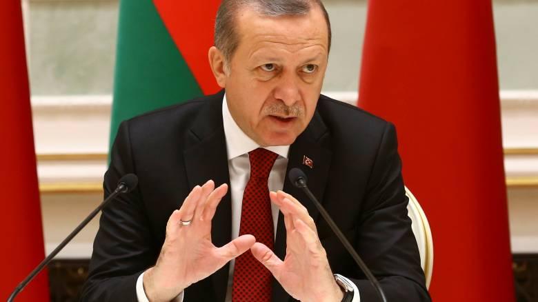 Ερντογάν κατά Σουλτς για τις ενταξιακές συνομιλίες