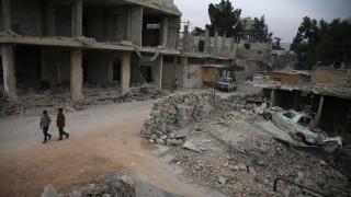 Βομβαρδίστηκε νοσοκομείο στο Χαλέπι