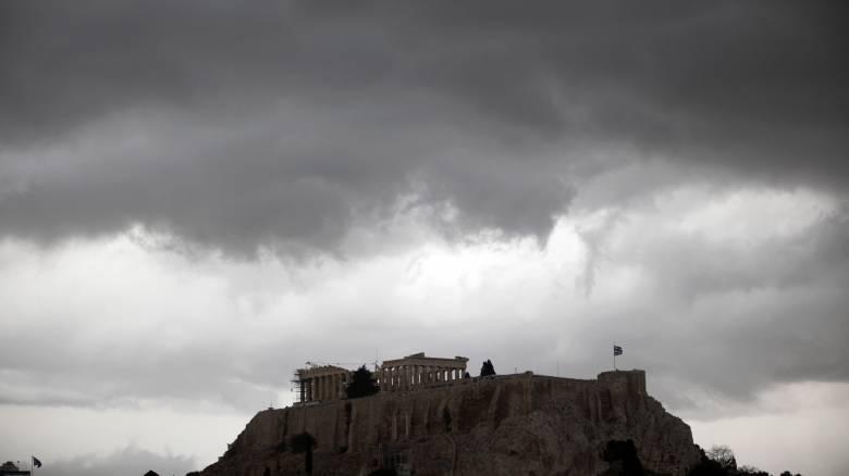 Καιρός: Πτώση της θερμοκρασίας με νεφώσεις και τοπικές βροχές