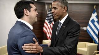 Επίσκεψη Ομπάμα: Στις 14:30 η συνάντηση του Αλ.Τσίπρα με τον Αμερικανό Πρόεδρο
