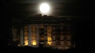 Υπερπανσέληνος: Το εντυπωσιακότερο φεγγάρι των τελευταίων επτά δεκαετιών