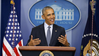 Ο Μπαράκ Ομπάμα κάλεσε τον Τραμπ να στείλει μηνύματα ενότητας