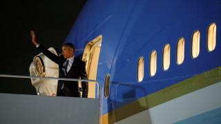 Η ατζέντα του Μπαράκ Ομπάμα στην Αθήνα
