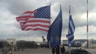 Επίσκεψη Ομπάμα: Όλα έτοιμα στο «Ελ. Βενιζέλος» για την άφιξη του προέδρου των ΗΠΑ