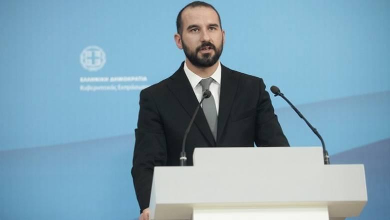 Τζανακόπουλος: Η επίσκεψη Ομπάμα θα συμβάλει στην προώθηση δίκαιης λύσης για το χρέος