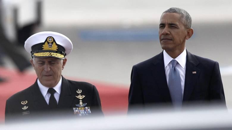 Επίσκεψη Ομπάμα: η ΝΔ καλωσορίζει τον Αμερικάνο Πρόεδρο