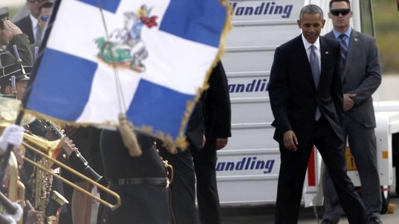 Επίσκεψη Ομπάμα: Αυτά θα πει στην ομιλία του στην Αθήνα
