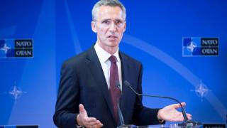 Γ. Στόλτενμπεργκ: Θέλουμε διάλογο με τη Ρωσία