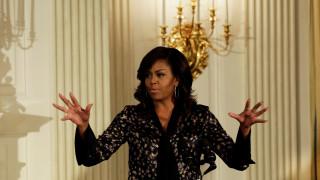 «Πίθηκο σε τακούνια». Το ρατσιστικό σχόλιο για τη Μισέλ Ομπάμα προκαλεί αντιδράσεις