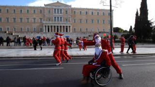 Στις 4 Δεκεμβρίου το τρίτο Athens Santa Run