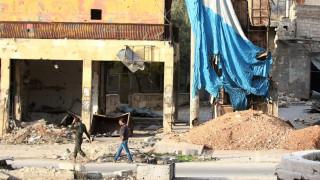 Το Χαλέπι βομβαρδίζεται ξανά από Άσαντ και συμμάχους