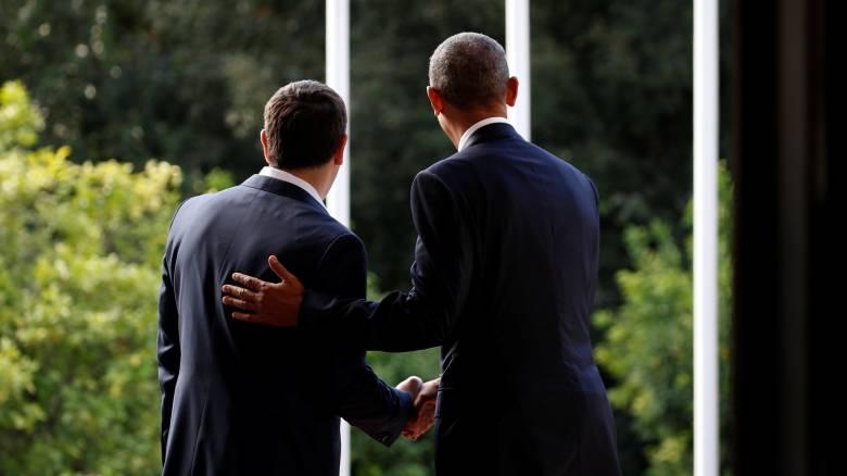 Επίσκεψη Ομπάμα: Απαραίτητη η ελάφρυνση του χρέους, είπε ο αμερικανός πρόεδρος