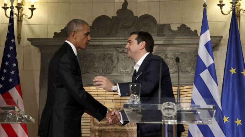 Επίσκεψη Ομπάμα: Μόνη λύση, η μείωση του χρέους