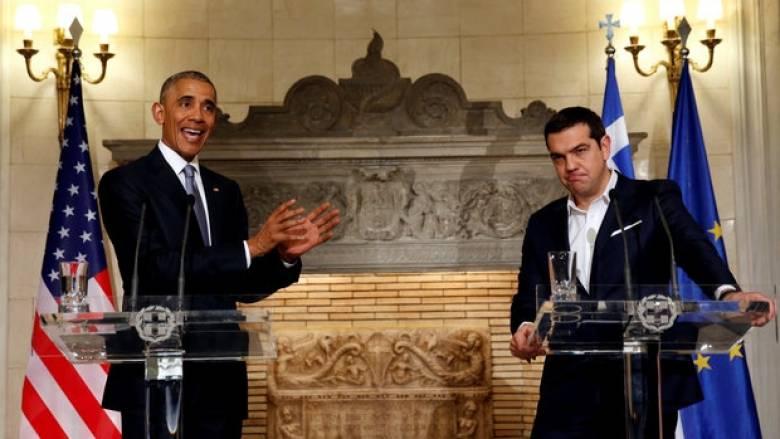 Πώς είδε ο φωτογράφος του Λευκού Οίκου την επίσκεψη Ομπάμα στην Αθήνα