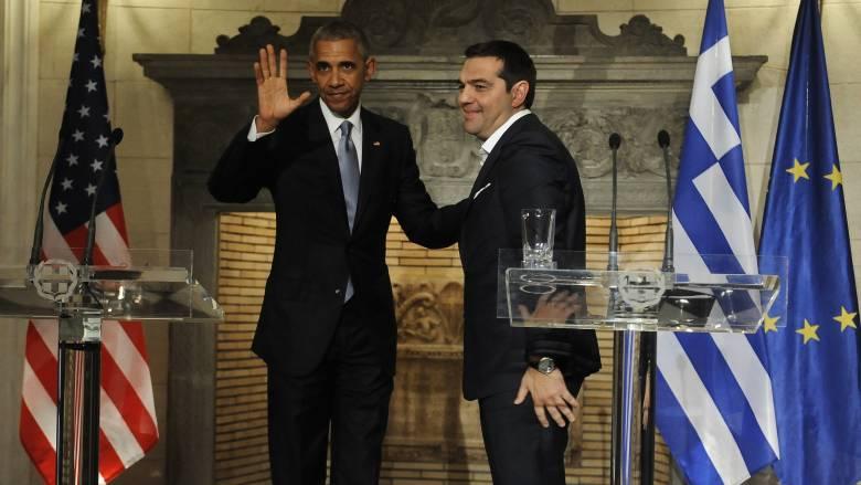 Deutsche Welle:  Ο Ομπάμα ζητεί ελάφρυνση του ελληνικού χρέους - επίσκεψη συμβολισμού