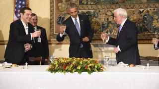 Επίσκεψη Ομπάμα: Χρέος, πρόσφυγες και αλληλεγγύη