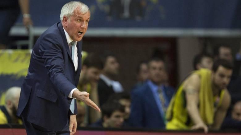 Euroleague: τρίτη σερί ήττα της Φενέρ από τη Μακάμπι, έχασε και ο Άρης στο Champions League