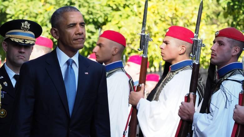 Η δεύτερη ημέρα του Ομπάμα στην Αθήνα (Live blogging)