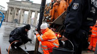«Αστακός» και το Βερολίνο για την επίσκεψη του Μπαράκ Ομπάμα