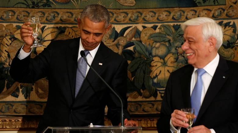 Οι «αναγνώσεις» της επίσκεψης Ομπάμα