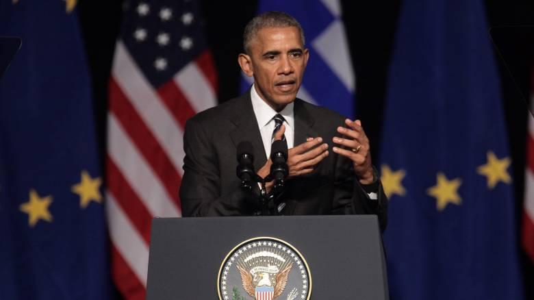 Μπαράκ Ομπάμα, ημέρα 1η: Άγχος, μέτρα ασφαλείας, ομιλίες και ...όλα καλά
