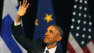 Μπάρακ Ομπάμα, ημέρα 2η: Με τον αέρα του ηγέτη μίλησε στον καθένα ξεχωριστά