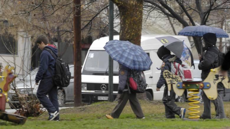 Καιρός: Βροχές και συννεφιά την Πέμπτη