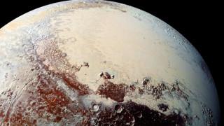 Ενδείξεις ύπαρξης τεράστιου υπόγειου ωκεανού κάτω από την «καρδιά» του Πλούτωνα