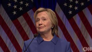 «Δεν ήθελα να βγω από το σπίτι»:  Η πρώτη εμφάνιση της Χίλαρι Κλίντον μετά την ήττα