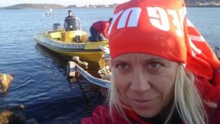 HΧανιώτισσα ναυαγοσώστρια Μάνια Μπικώφ βραβεύτηκε με παγκόσμιο βραβείο ηρωισμού
