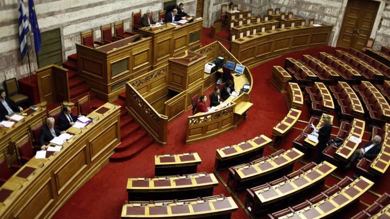 Πολυτεχνείο: Η επετειακή συνεδρίαση της Βουλής
